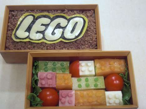 Building Block Lunch Sets