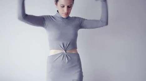 DIY Dress Cut-Outs