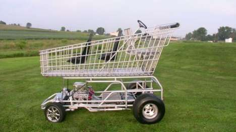 Car-Like Shopping Carts