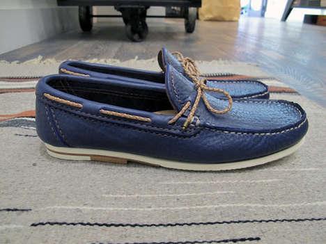 Revamped Nautical Footwear
