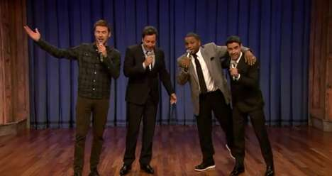 Sitcom Theme Song Tributes - The 'History Of TV Theme Songs' with Jimmy Fallon is Unforgettable