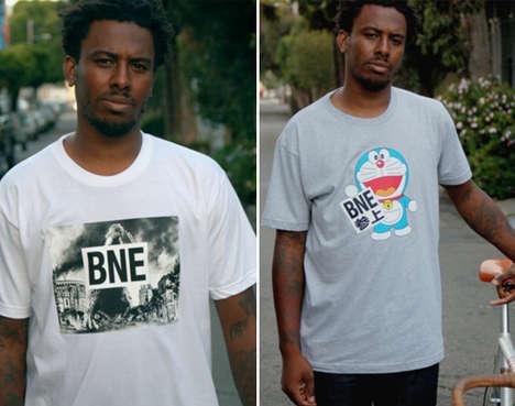 Philanthropic Caricature T-Shirts