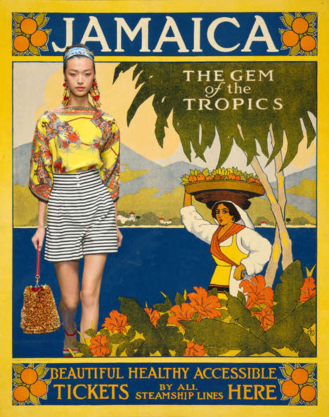 Travel-Fashion Comparisons