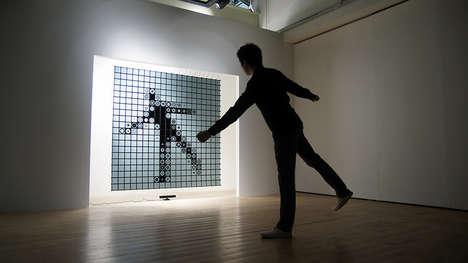 Interactive Pixel Installations