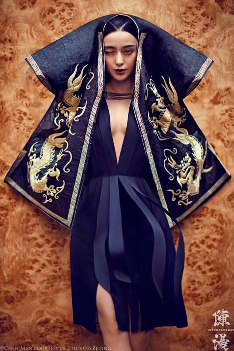 Ornate Oriental Editorials