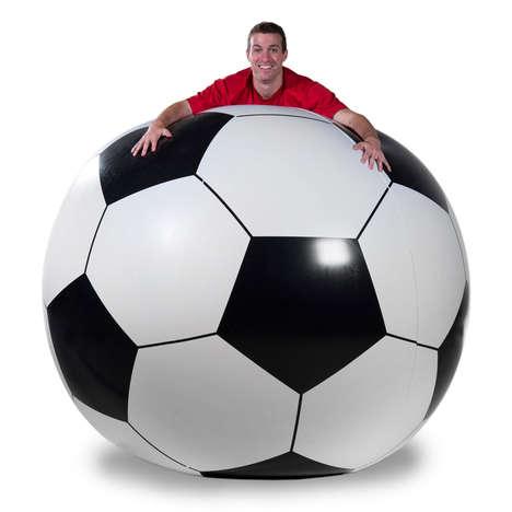 Massive Inflatable Balls
