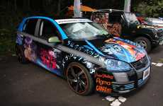 Super-Geeky Sports Cars - Ita Fest in Tohoku Showcases some of Japan's Exotic Nerdmobiles