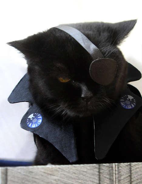 Avenging Kitten Costumes