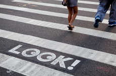 Googly-Eyed Crosswalks