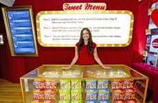 Interactive Currency Boutiques - Special K Tweet Shop Gives You Free Food for a Friendly Post
