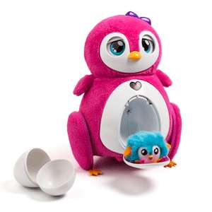 Robotic Birthing Birds