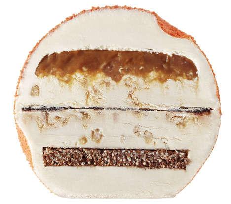 Edible Ice Cream Moons