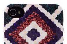Graphic Phone Protectors - The Kenzo iPhone Cases Make Fashionable Accessories