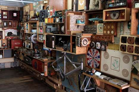Touring Junk Collections
