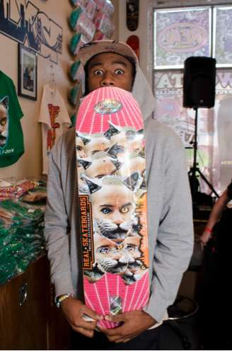Hip Hop Skateboard Collaborations
