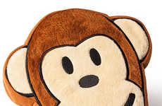 Cute Critter Chew Toys - Timmy the Monkey Dog Toy Makes a Great Canine Companion