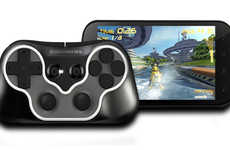 Universal Gaming Gadgets - The SteelSeries Free Mobile Gaming Controller Feels Classic