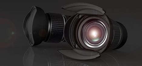 Light-Blocking Lens Covers