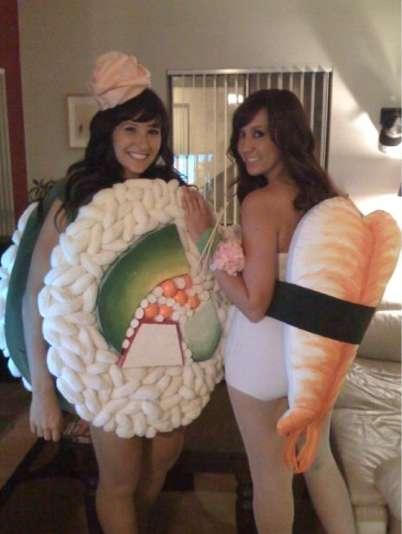 Seductive Sashimi Outfits