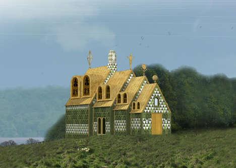 Fairytale-Inspired Houses