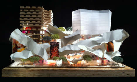 The Frank Gehry David Mirvish Towers Plan to Revitalize Toronto