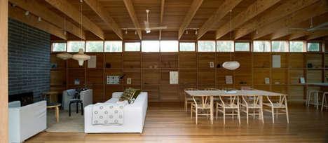 Buccaneer-Inspired Homes