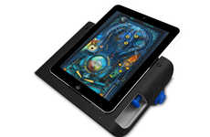Portable Arcade Tablet Apps - The iPad Pinball Game Console is Like a Mini Arcade Machine