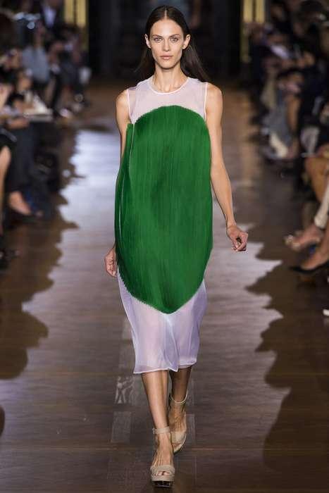 See-Through Sack Dresses