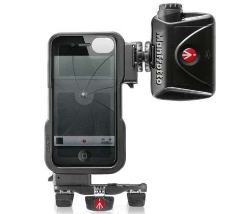 The KLYP iPhone Case is an All-in-One Video Studio