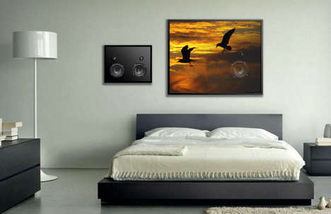 Wall Art Sound Systems