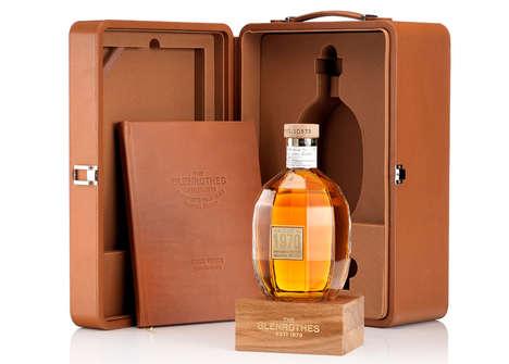 Exclusive Luxury Liquor Bottles