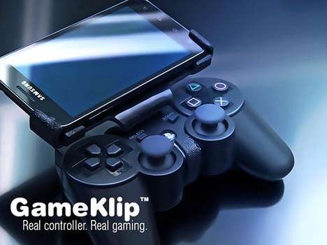 Smartphone Gaming Add-Ons
