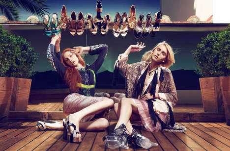 Ladies Who Lunch Editorials