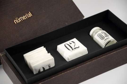 Elegant Toiletry Packaging