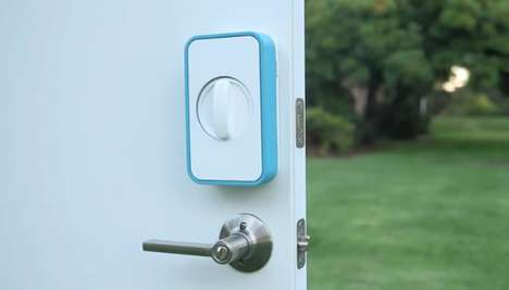 Remote Door-Locking Apps