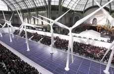 Whimsical Wind Turbine Runways