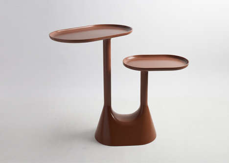 Cartoony Tree-Inspired Tables