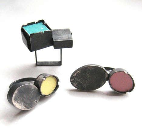 Bauhaus-Inspired Jewelry