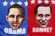 Interactive Political T-shirts - Support the Obama/Romney Presidential Debates With These Tees