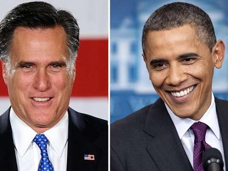 Round 1 of the Presidential Debate 2012 Between Romney and Obama