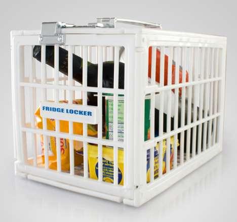 Unbreakable Food Lockers