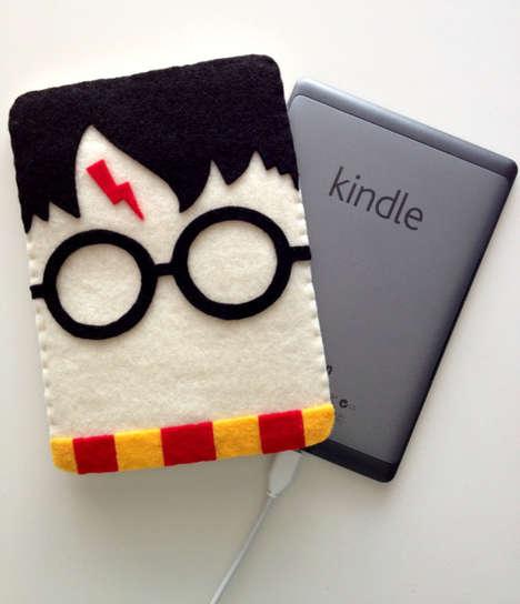 Wizardly E-Reader Cases