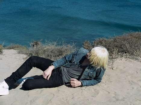 Beachy Denim Pictorials
