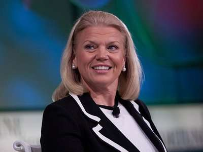 Ginni Rometty Offers Tips for Smarter Cities in her City Keynote