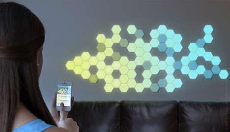 Illuminating App-Controlled Decals