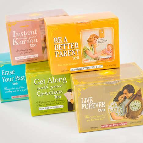Judgmental Tea Packaging