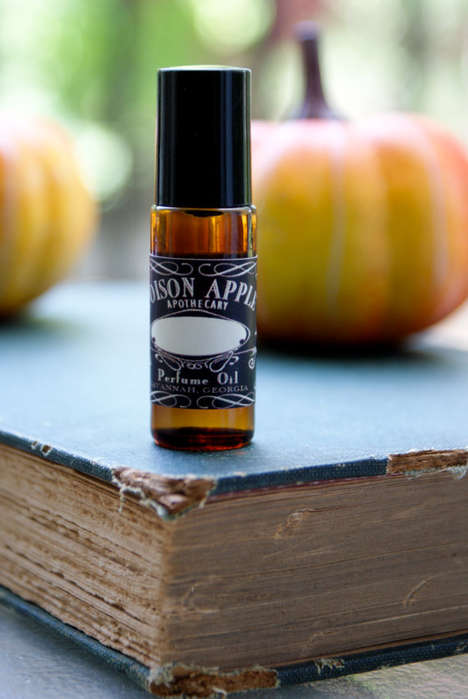 Fall Festive Perfumes