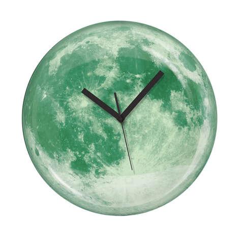 Lunar Timekeepers