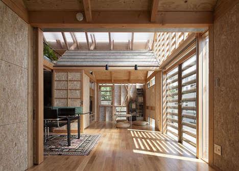 Fragmented Timber Abodes