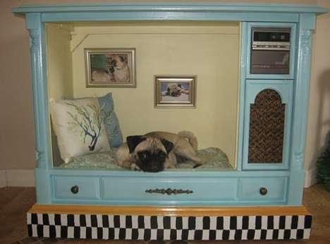 Upcycled Animal Homes